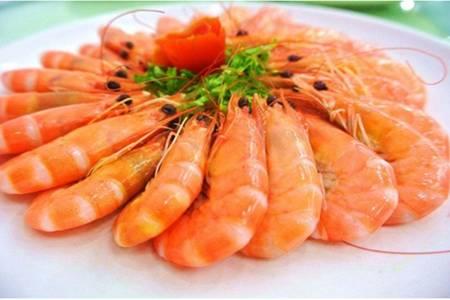 虾不能和什么一起吃,虾和这七种食物同吃伤胃