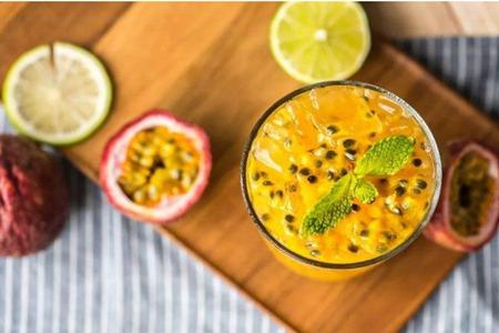 百香果美白功效的禁忌和正确吃法,百香果养生食谱太美味