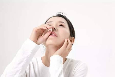 成人流鼻血是什么原因,鼻腔损伤可能是这种大病征兆