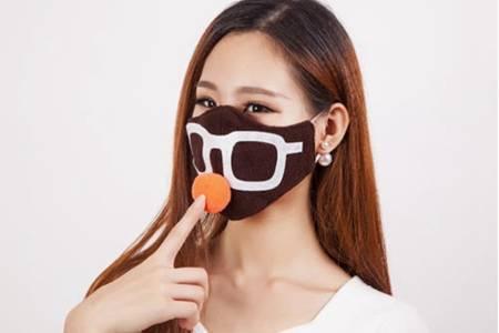 戴口罩眼镜不起雾技巧,教你戴口罩的正确佩戴方法