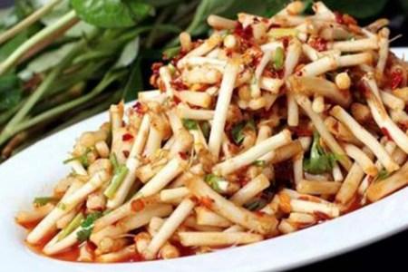 鱼腥草的五大功效和作用,刺激味道好吃的食用方法