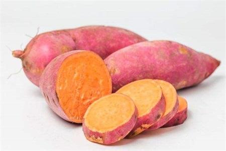 红薯的功效与作用 红薯和土豆不仅好吃还有这么多好处