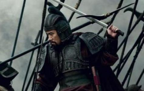 黄忠临死前大喊八个字,刘备差点被气死