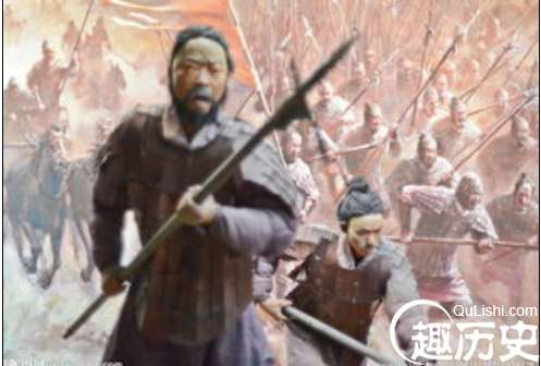 在古代,士兵们近战肉搏的时候,如何分清敌我的呢?
