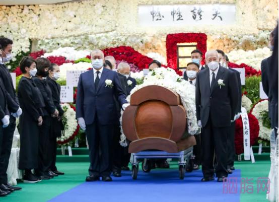 何鸿燊公祭仪式举行 社会各界知名人士纷纷出席