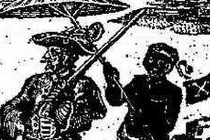 英国海盗亨利·埃夫里 从水手到海盗的反击(头号通缉犯)
