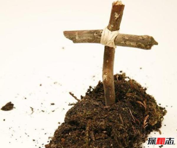 灵魂死后会去哪里?十种真正的埋葬方法