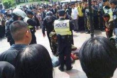 上海人民广场杀人案结果如何?这个女人被刺了几次(那个男人只是抓伤了)