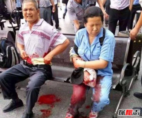 暴力!算上中国各地的黑客事件 江西吉水的黑客事件引起了居民的恐慌