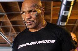 拳击冠军泰森曾经接触过重量级女狱警 每天都被榨干