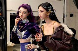 艾斯帕·刘志敏做过整形手术吗?口罩作为上衣再次流行起来