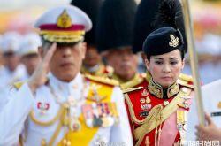 哇集拉隆功四任王妃是谁?泰国风流国王又娶了
