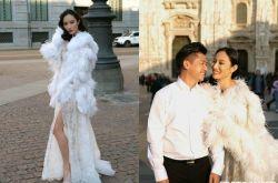 名模邱馨慧六月出嫁 老公是谁