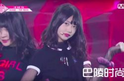 Produce48最励志千叶惠里逆袭 千叶惠里年龄身高资料照片