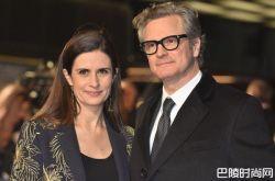 科林·费尔斯和老婆离婚 22年婚姻结束了