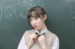 韩18岁APRIL真率深夜爆发 性骚扰常态惹议