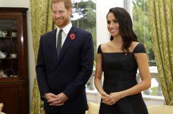英女王婚前早答应放哈利自由 爆梅根想要皇室封号拒绝