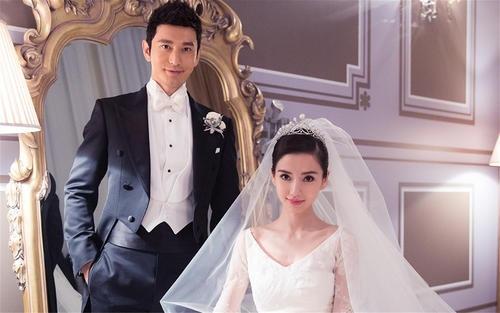 黄晓明和baby官宣离得婚真的吗 夫妻感情甜蜜却屡传离婚危机