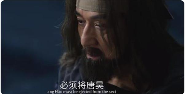 成龙饰演的唐昊还原度超高