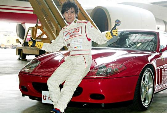 林志颖赛车什么级别 林志颖是f1赛车手吗?