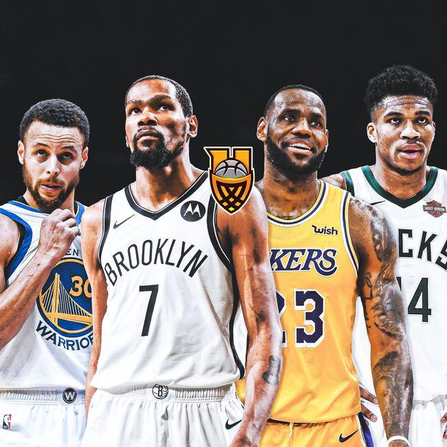 勒布朗-詹姆斯已经不再是NBA第一人了