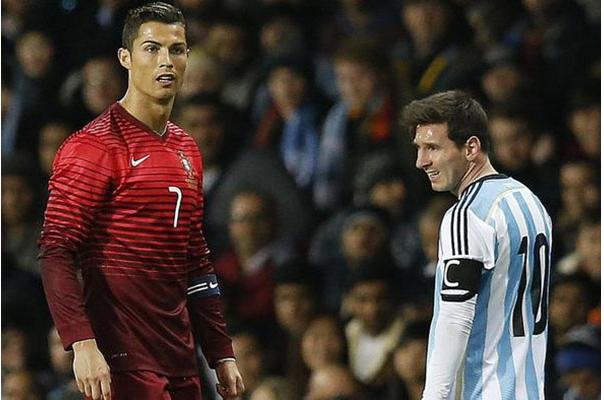 C罗世界杯进球数是多少?C罗和梅西哪个进球多?