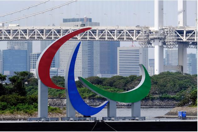 东京残奥会开幕式今日举行,着重展示残障者逆风飞翔精神