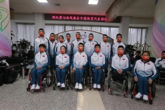 残奥赛程出炉!中国运动员251人最高龄56岁,将冲100金