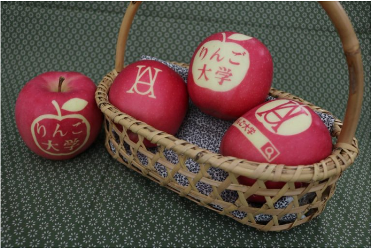 """""""苹果纹身""""利用阳光将苹果变成可食用的艺术品"""
