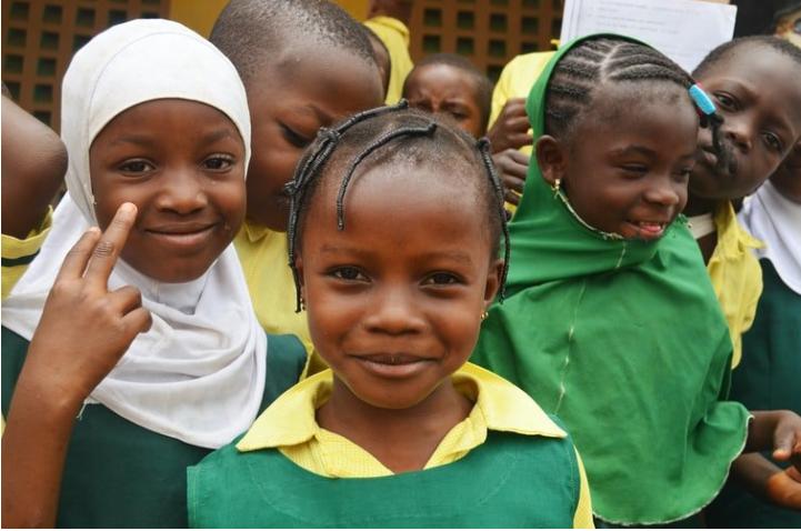 尼日利亚一村庄男人和女人说不同的语言