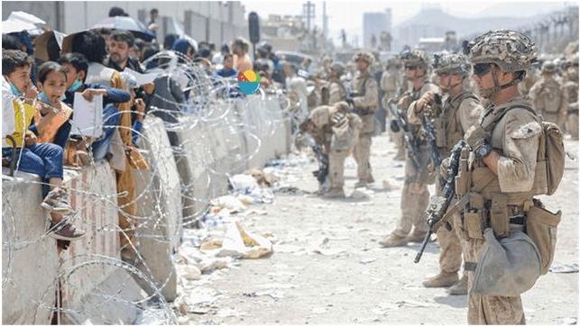 未通过美国审查的阿富汗难民如何安置?美官员:先送到科索沃去