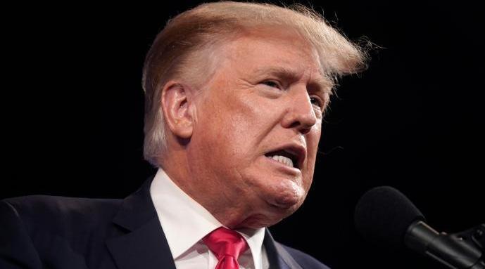 """""""我做了很多,你们却不给我投票!""""特朗普抱怨天主教徒和犹太人"""