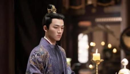 《周生如故》中的病娇反派,对女主爱而不得,刘子行扮演者才19岁