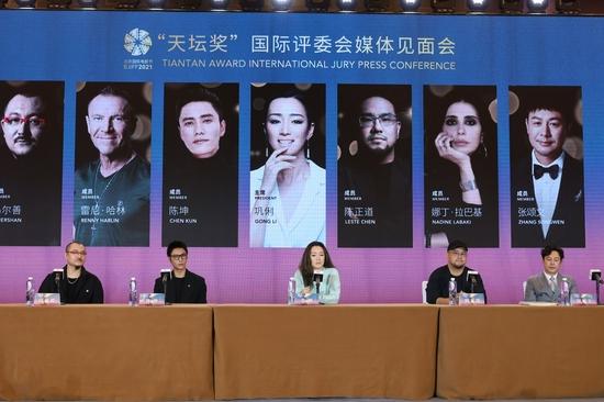 北影节评委张颂文:看电影没法做到百分百理性