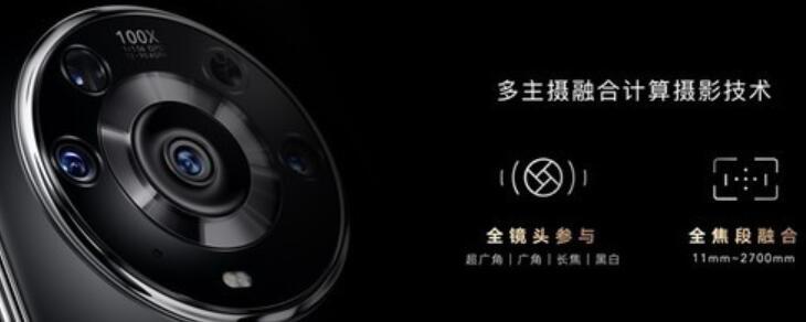 荣耀多主摄融合技术发布 最高提升180%画质
