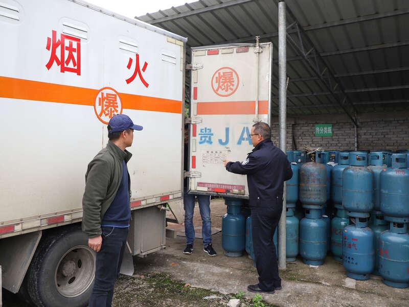 应急管理部启动危化品重大危险源企业2021年第二次安全专项检查督导
