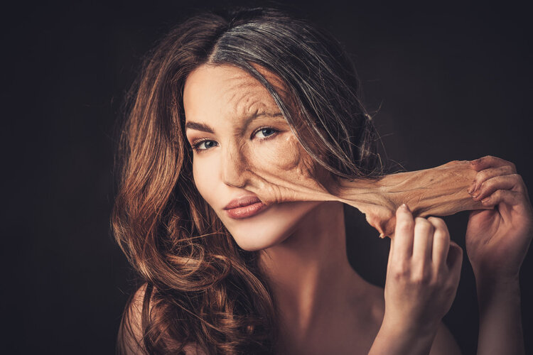 皱纹是女人一生最烦恼的 吃几款美食粥竟可轻松除皱