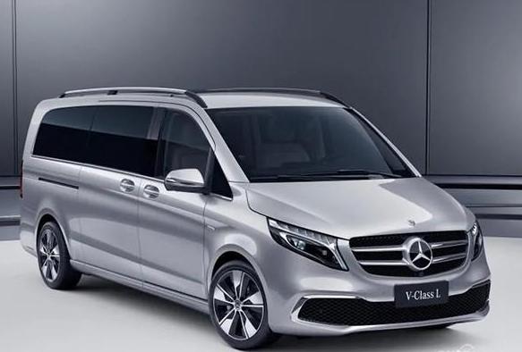 2021款奔驰V级正式上市 售47.88-64.68万元