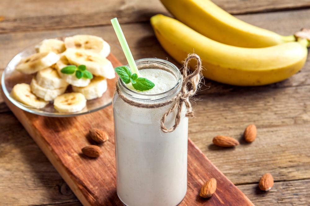 牛奶香蕉减肥法有效吗?科学的减肥方法是什么?