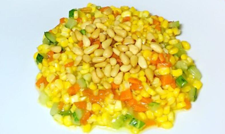 松仁玉米的做法 松仁玉米的家常做法