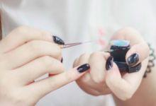 水波纹魔镜粉如何使用  水波纹魔镜粉美甲