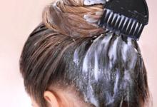 染发后用洗发水洗还是清水  染发可以用洗发水洗吗