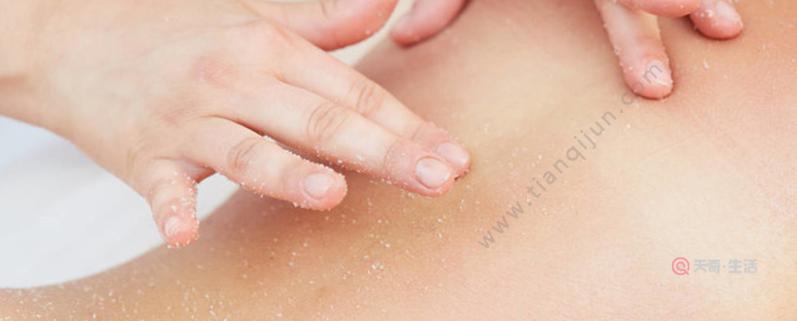 全身皮肤干燥该怎么做