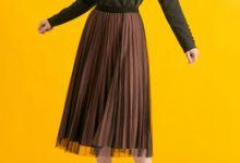 百褶裙适合搭配什么上衣  适合搭配百褶裙的上衣有哪些