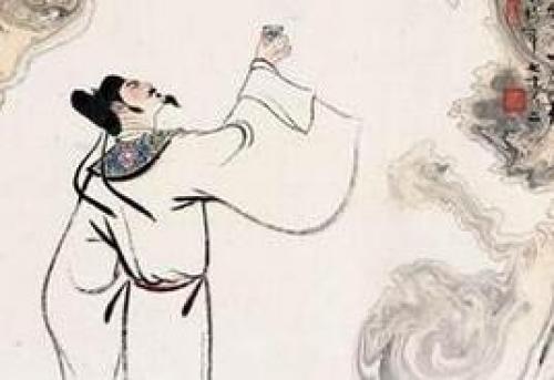 中国文人墨客的恋足情结:李白也有恋足癖?